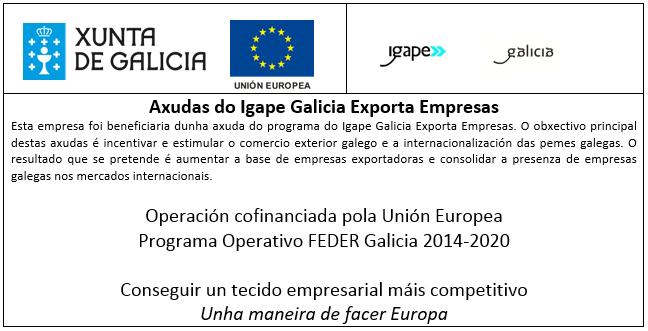 IGAPE Feder 2014-2020