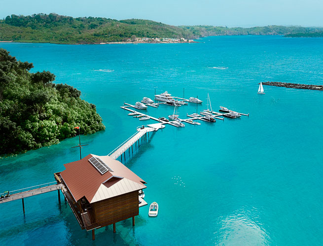 Pearl Island Marina
