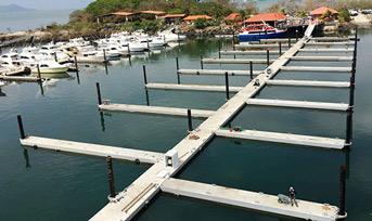 products concrete pontoons