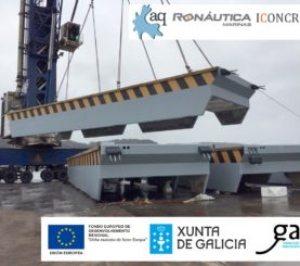 Ronautica iconcrete project