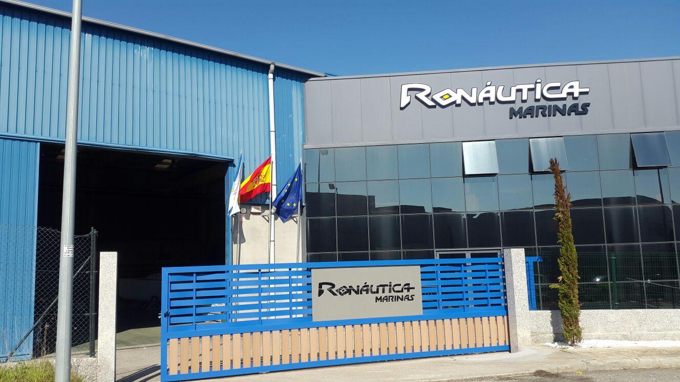 Ronautica Marinas (Oficinas centrales)